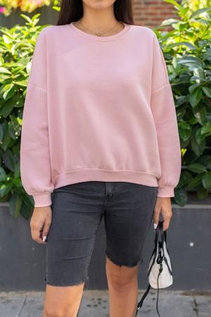 Powder Pink Sweatshirt